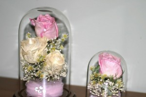 Wedding Day Freeze Dried Floral Model #0027